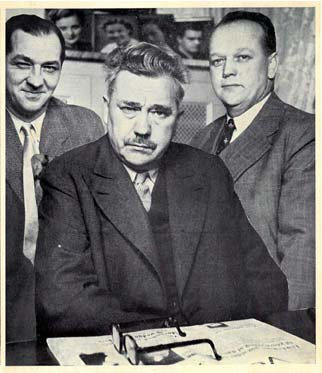 Founder of Priess & Co. Anders Priess and his two sons